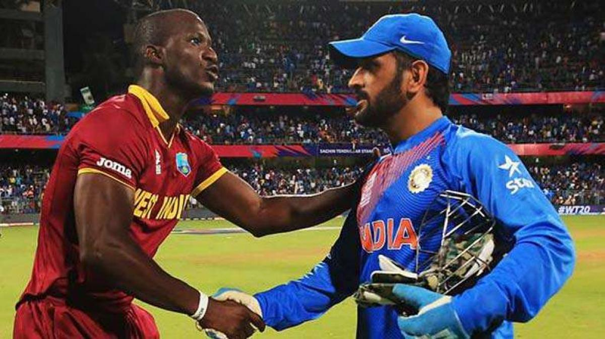 India lose series against West Indies after second T20 gets abandoned