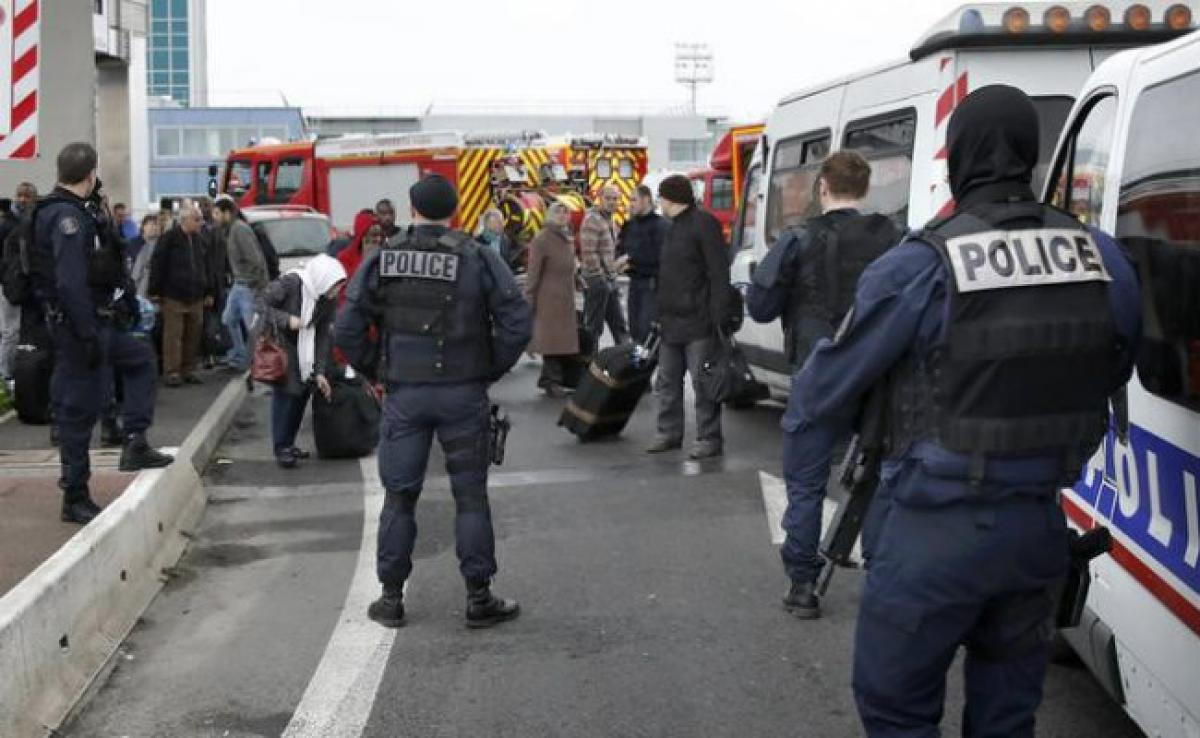 Two Charged Over Arms Supply To French Airport Attacker