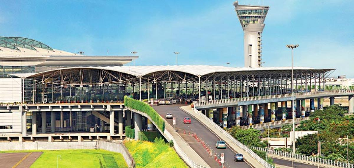 Hyderabad airport ranks third globally in service quality