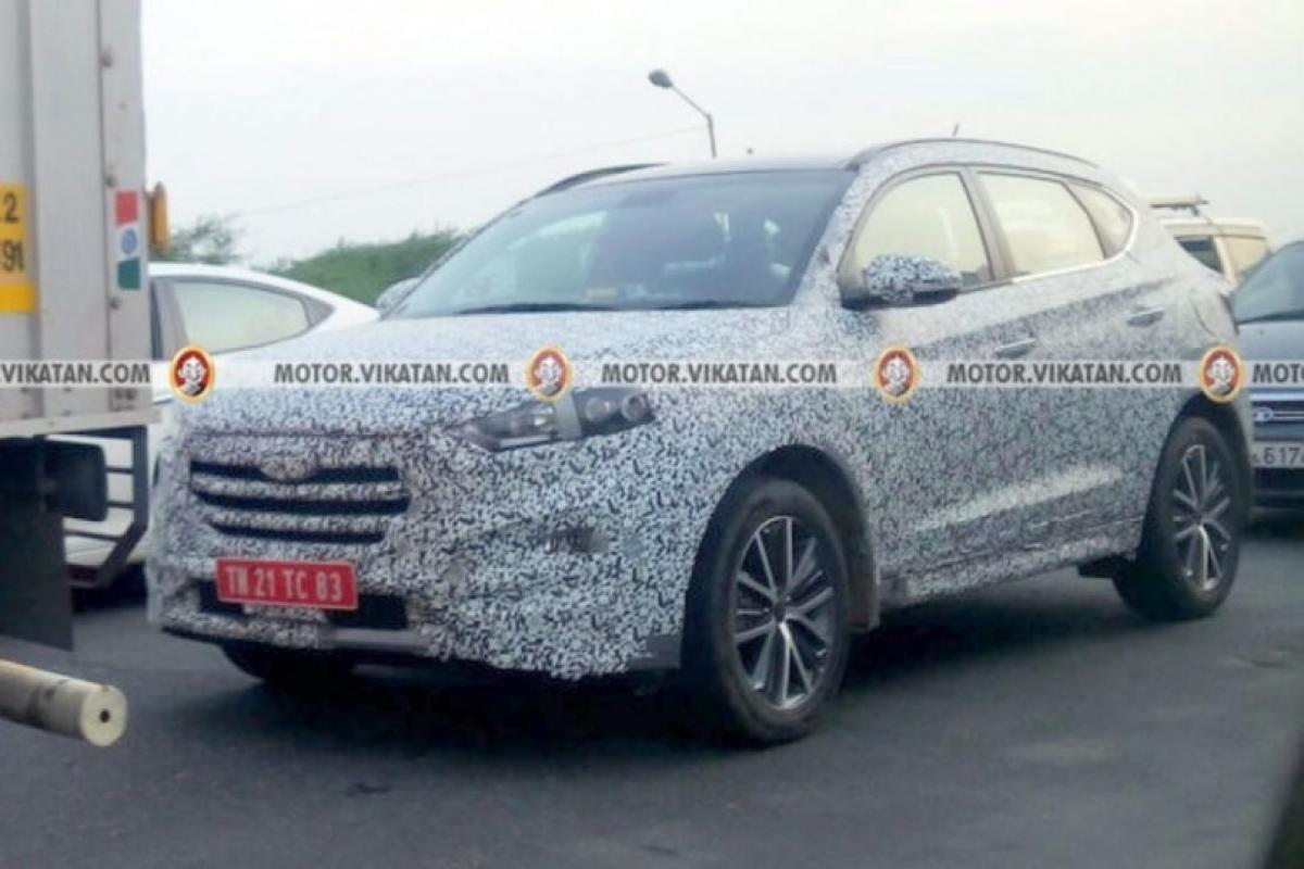 New Hyundai Tucson to rival Mahindra XUV500, Toyota Innova and Tata Hexa