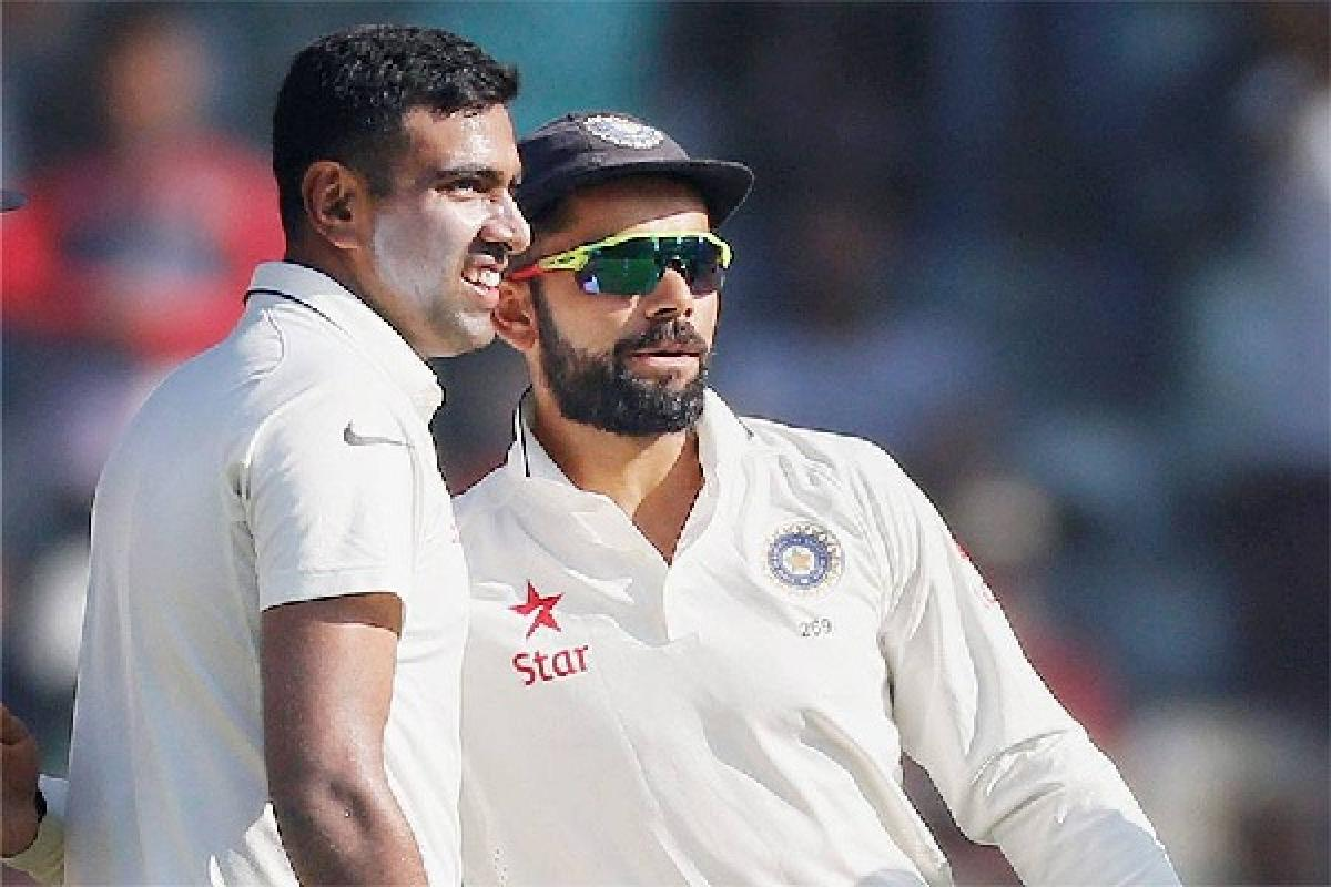 ICC Test rankings: Kohli slips one place, Ashwin back as top all-rounder