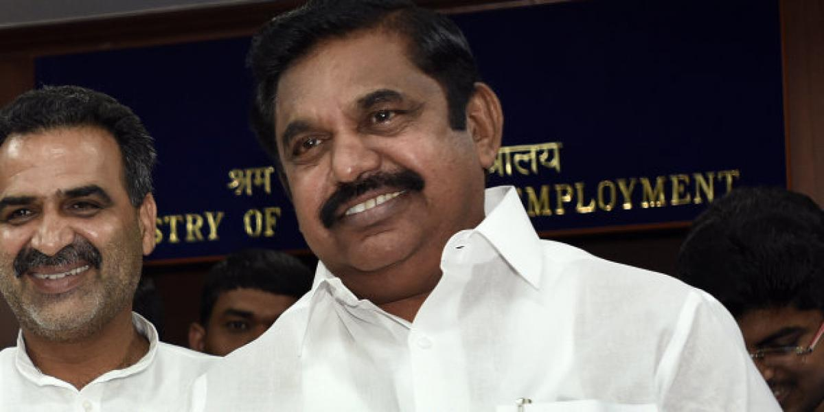 Palanisamy given 15 days to prove majority in Assembly