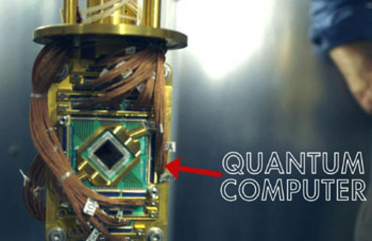 World first commercial quantum computer really works: Google