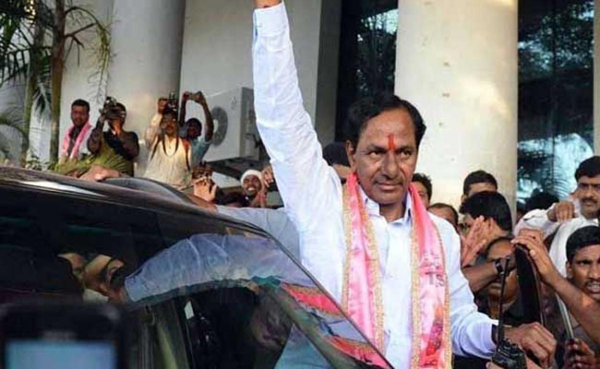 TRS to wrest Palair assembly seat from Congress in Telangana