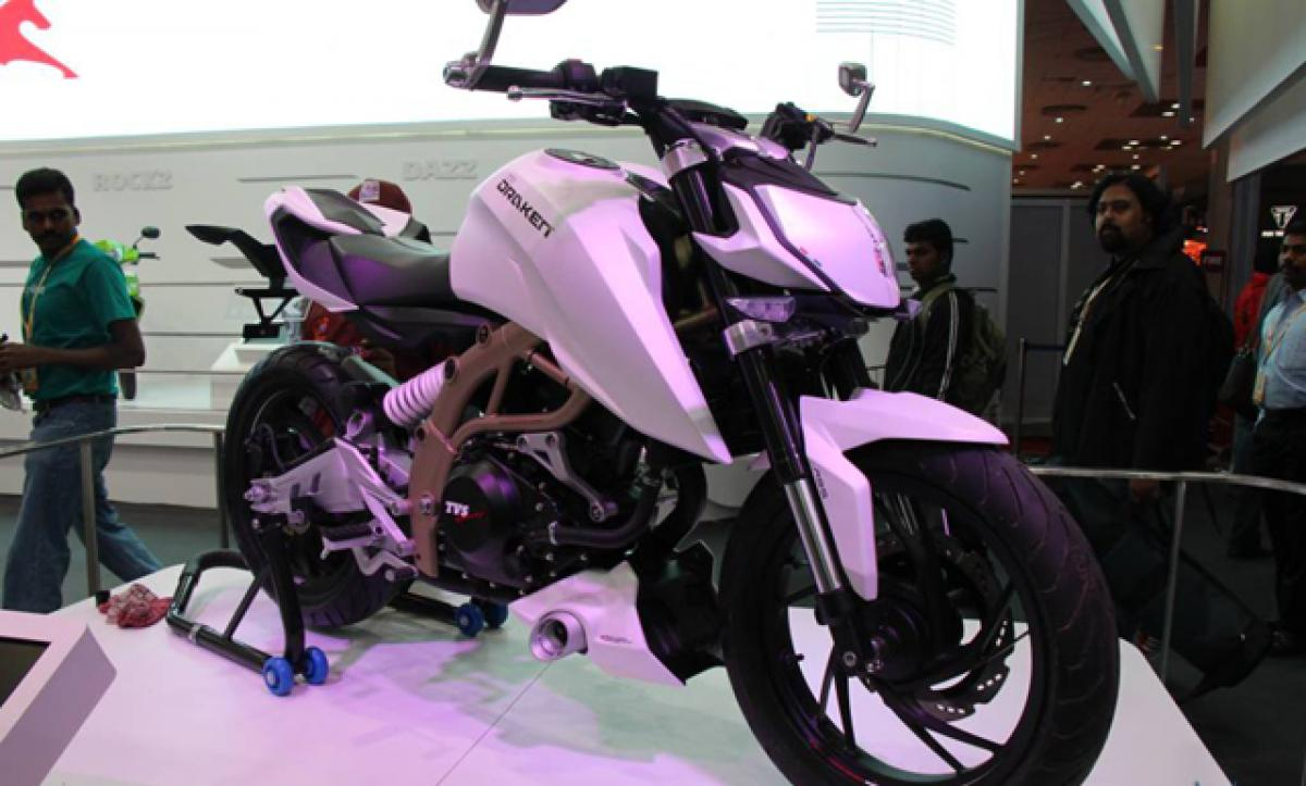 New TVS Victor and Apache 200cc in pipeline