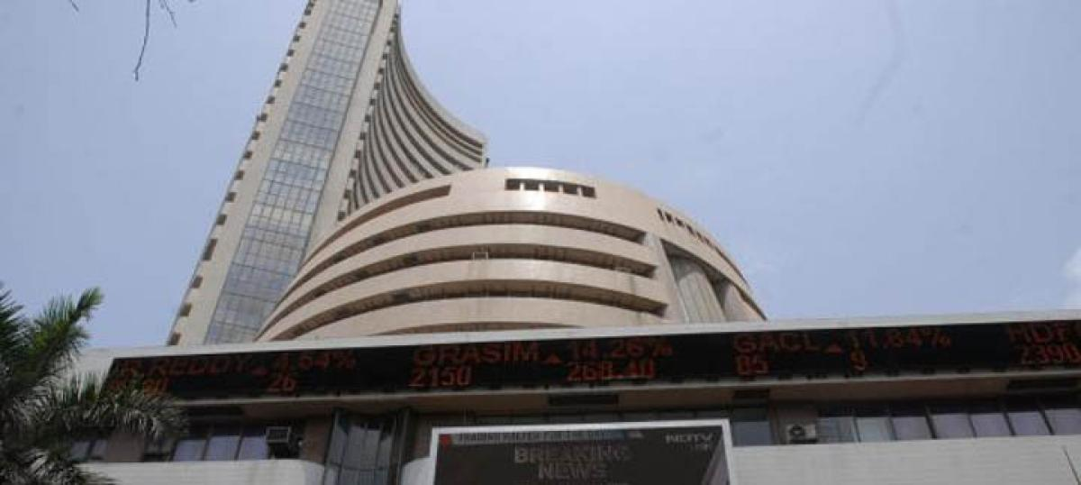 Sensex sheds 133 points in early trade