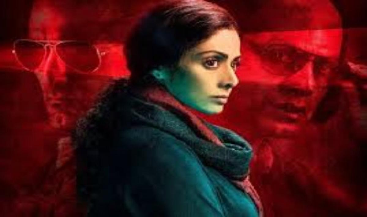 Mom trailer finds Sridevi again in peak form