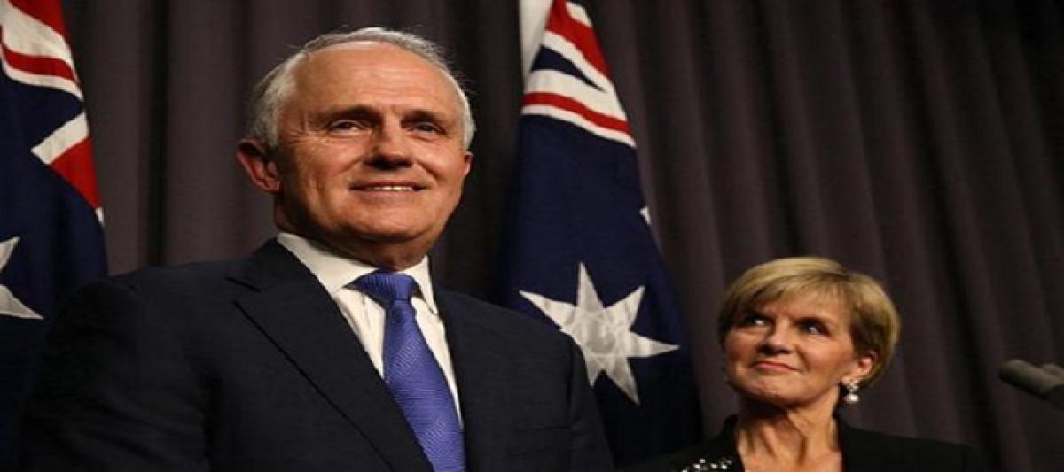 Australia pushing for new anti-terrorism laws