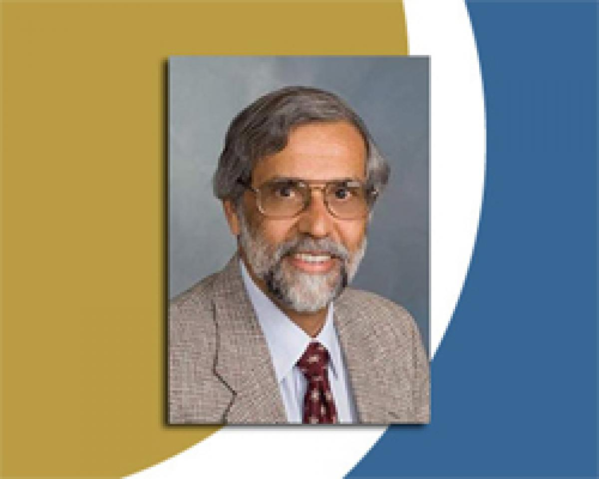 Indian-American named World Agriculture Prize laureate