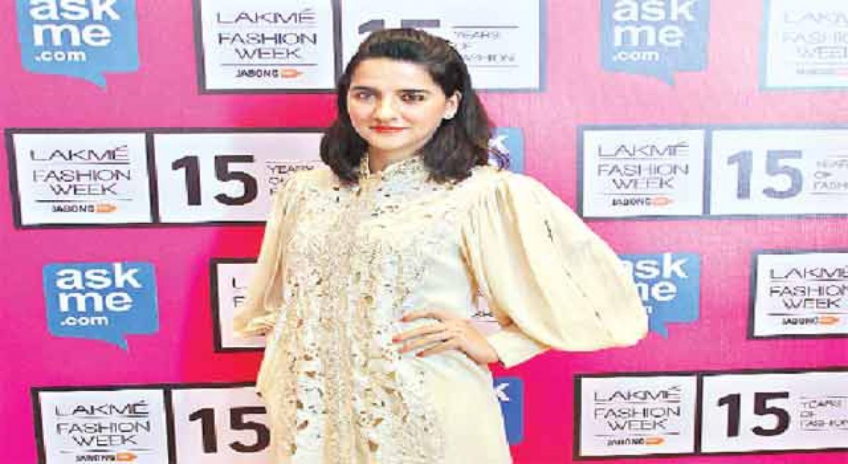 Shruti Seth HATES publicising her social deeds