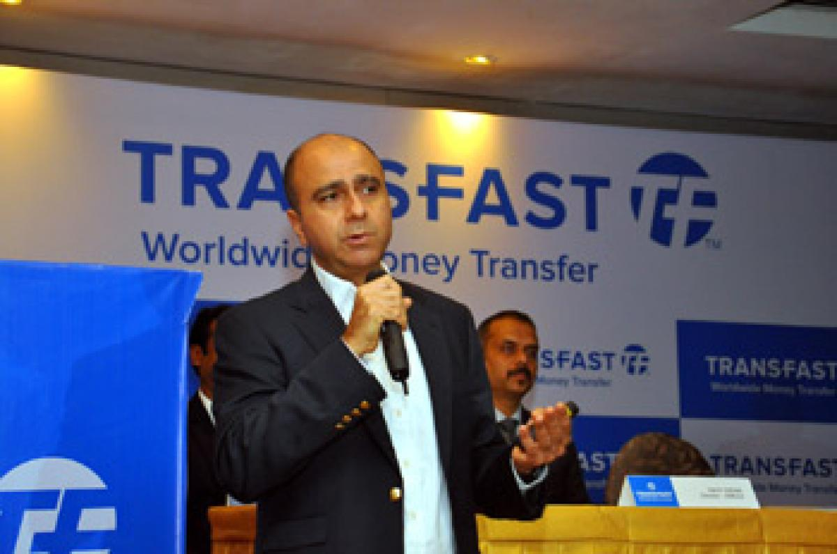 Transfast bets on India for growth