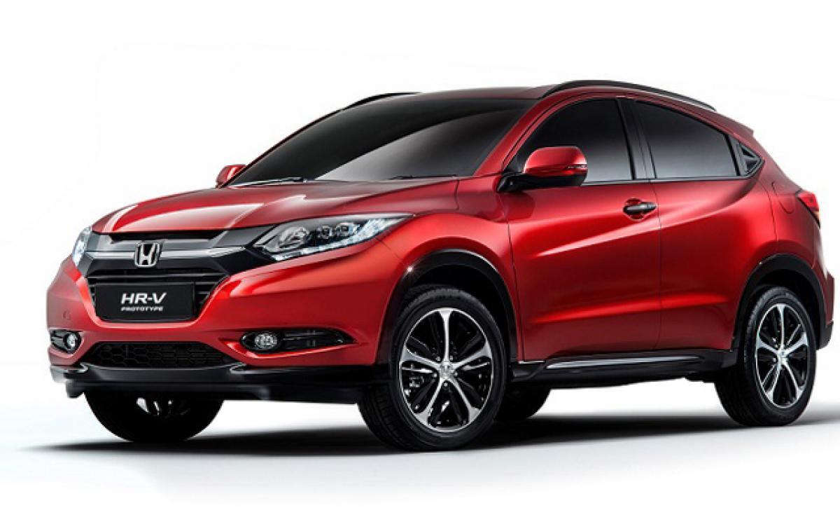 Honda BR-V Compact SUV makes its global debut