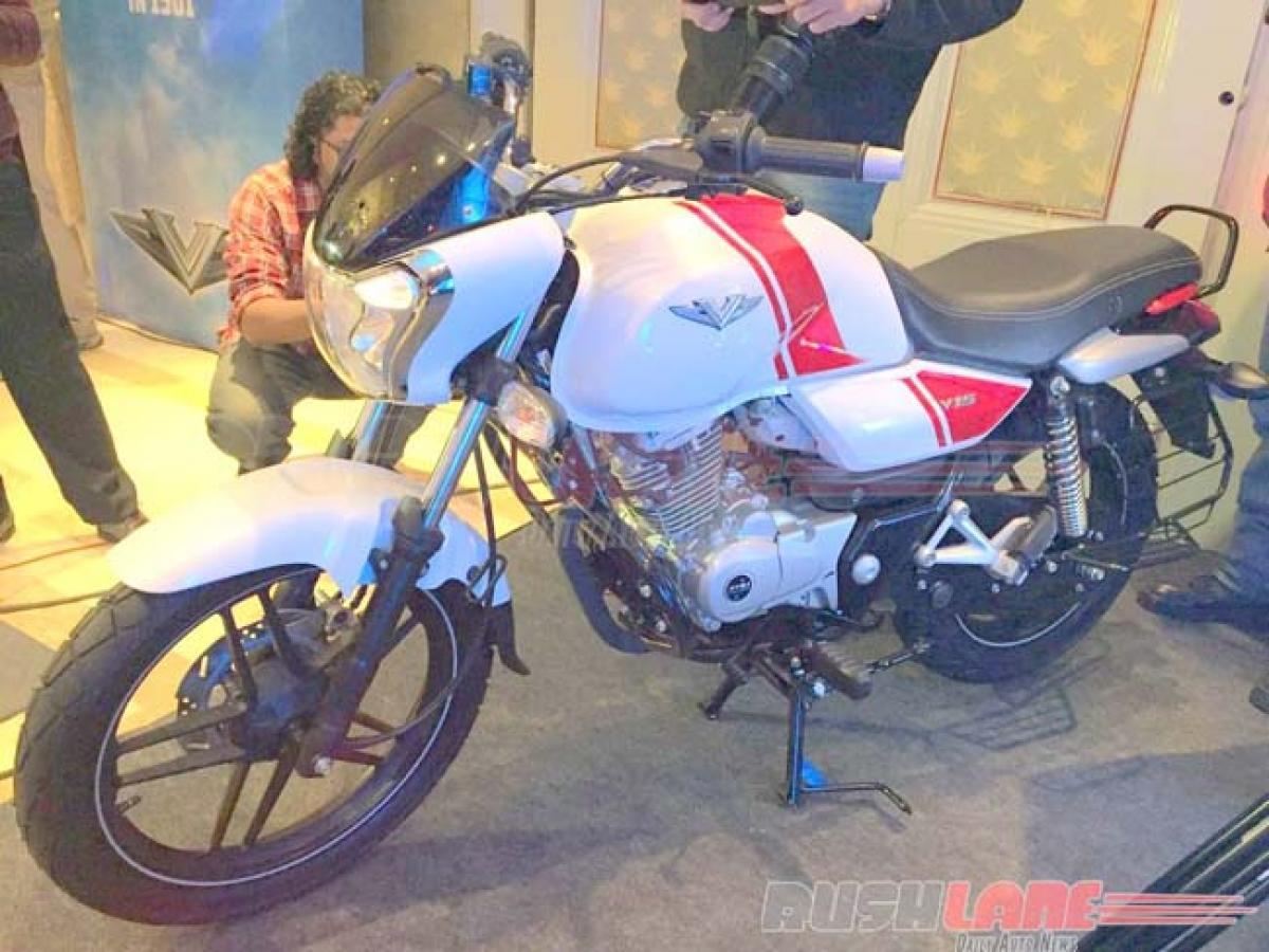 Bajaj V is a super success, 1 lakh units sold
