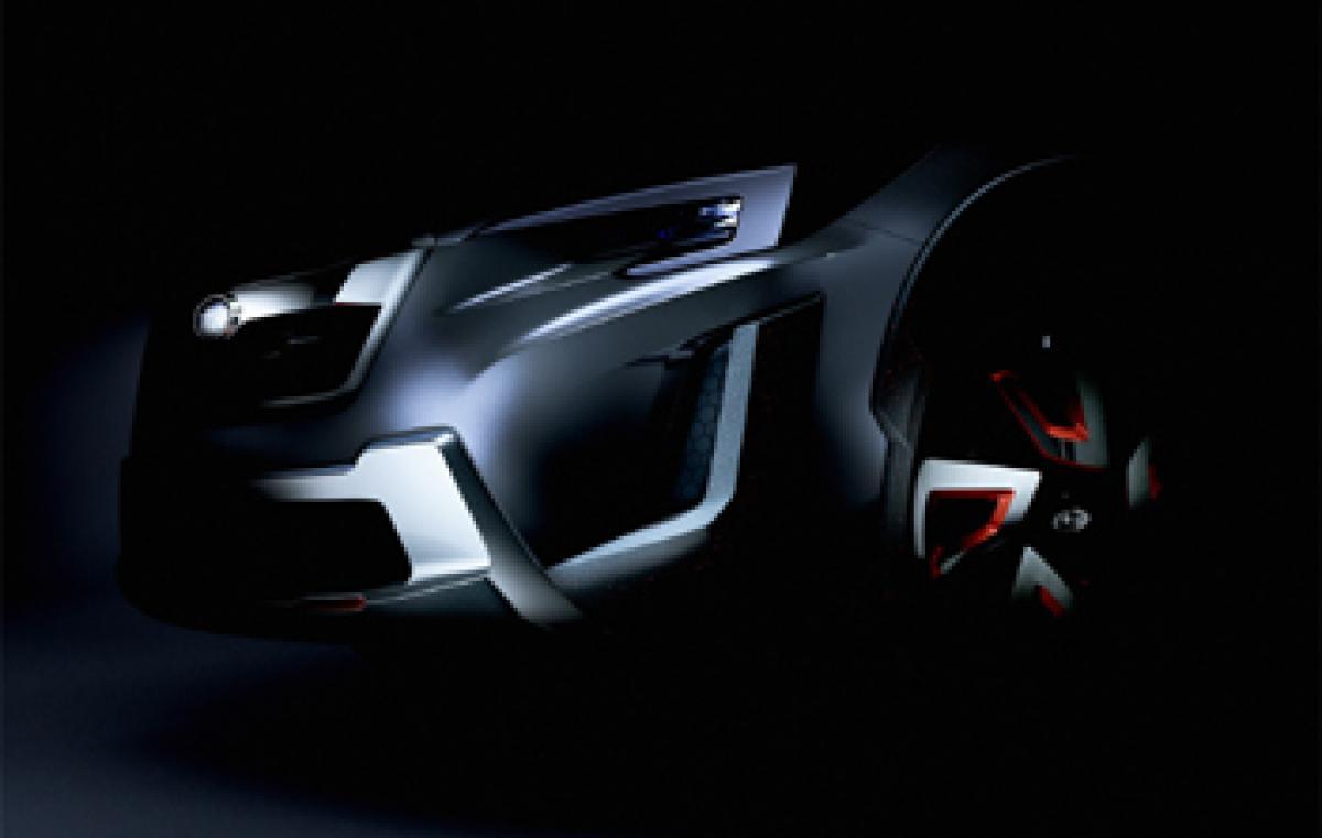 Subaru to reveal new XV concept