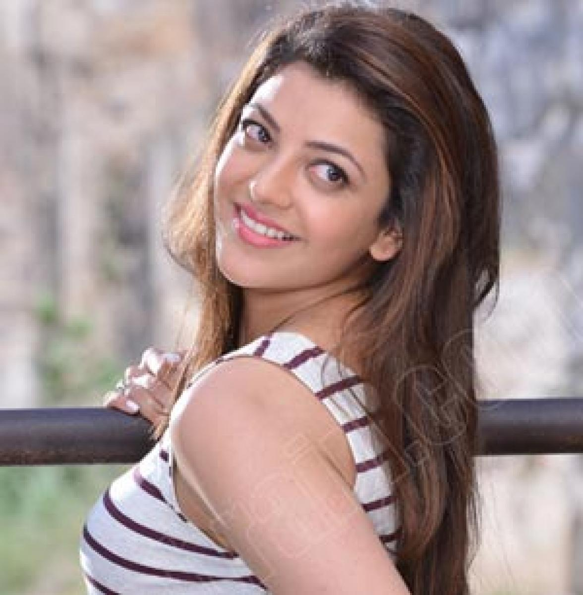 Kajal to make her singing debut