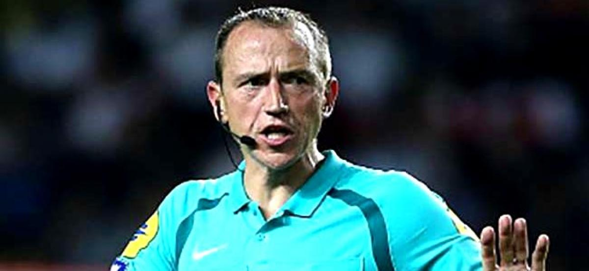Ruddy Buquet to referee Real Madrid-Legia match in Warsaw