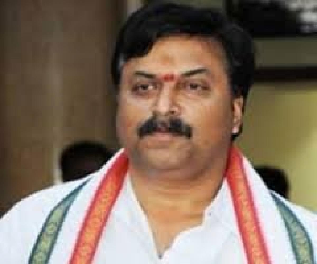 Naidu meddling with media freedom, says MLC
