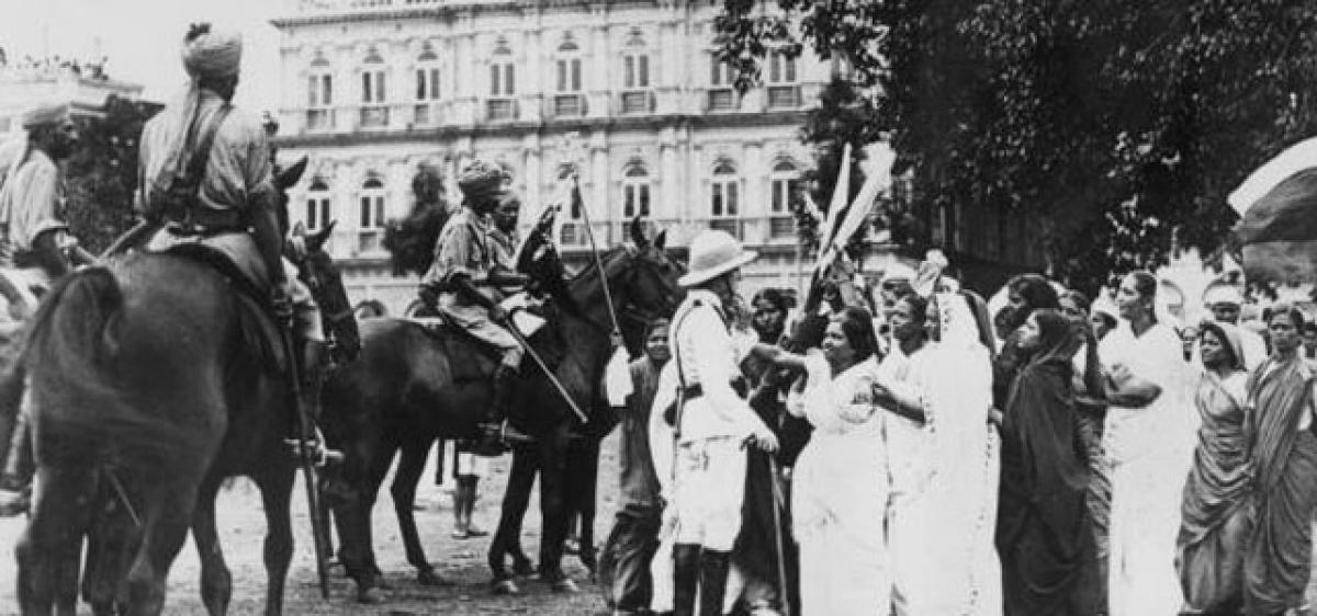 A brief history of India's struggle for freedom from the British colonial rule