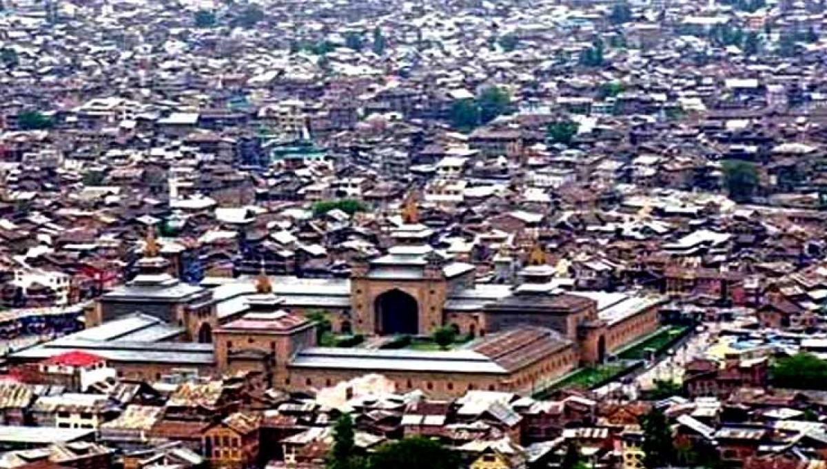 Urbanization greed in Kashmir an environmental disaster
