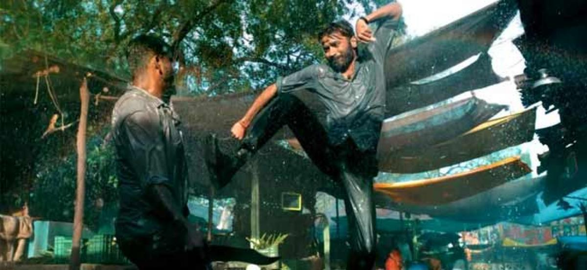 Amitabh Bachchan launches Dhanushs VIP 2 official teaser