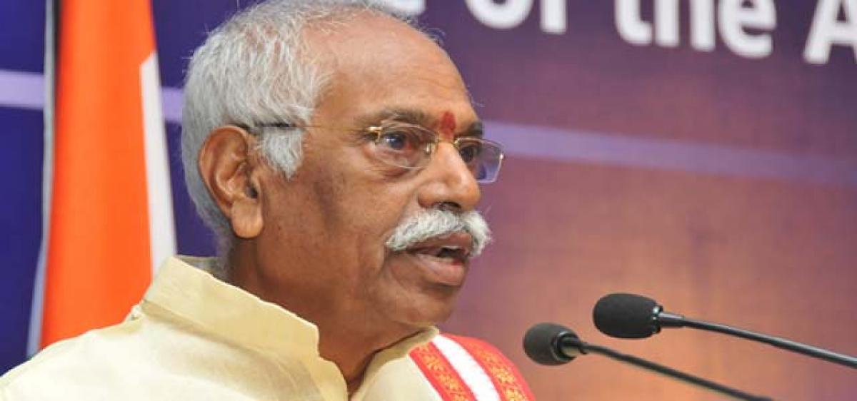 Demonetisation a great economic reform, says Banduru Dattatreya