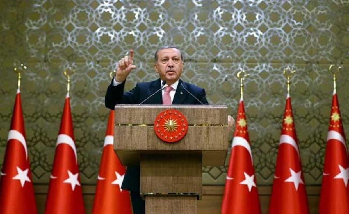 Turkey Dismisses 45 More Judges, Prosecutors: State Media