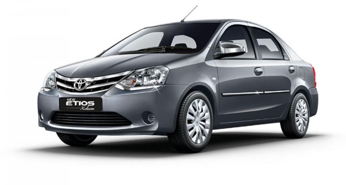 Toyota Etios Xclusive edition launched