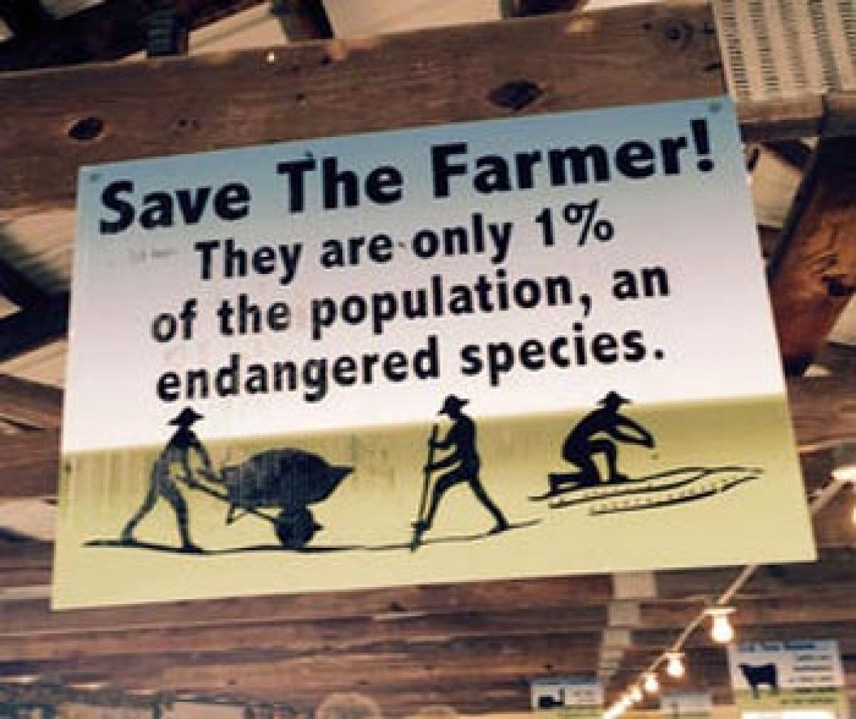 Save the farmer