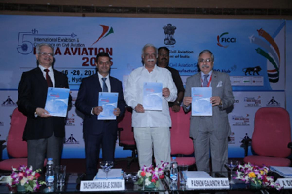 India will be 3rd biggest aviation market in 5 yrs
