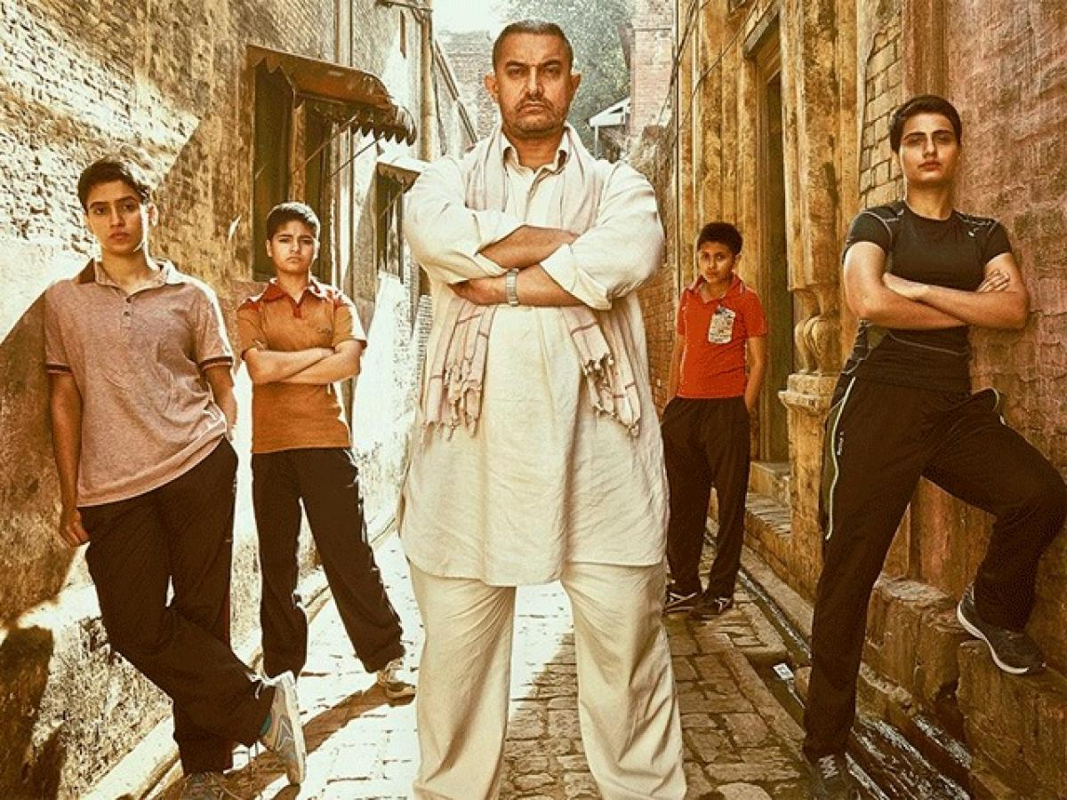 Dangal grosses USD 117 million, becomes top non-Hollywood film in China