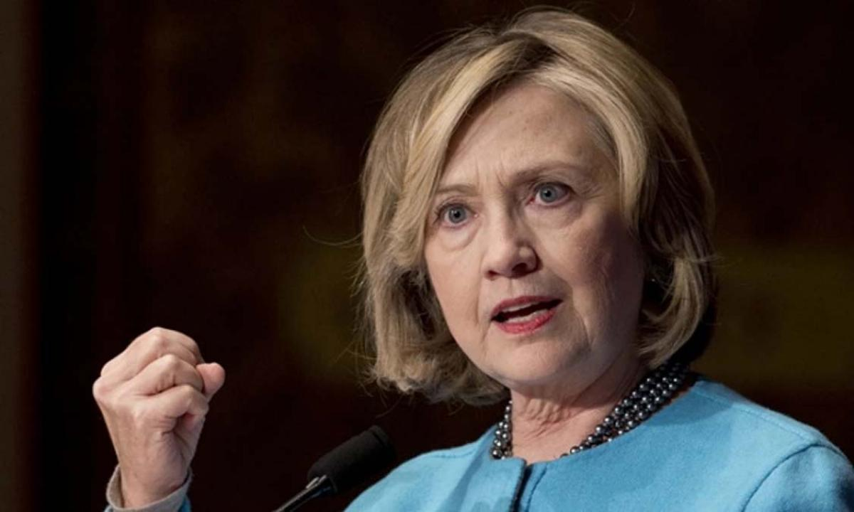 Will Hillary realise her dreams of breaking the glass ceiling?