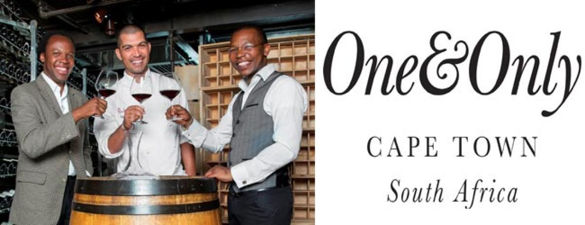 One&Only Cape Town's Dynamic Duo Create One&Only Dining Moments