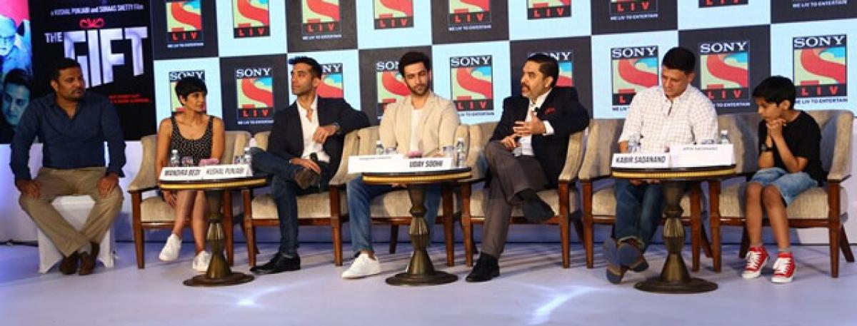 SonyLIV launches two new short films