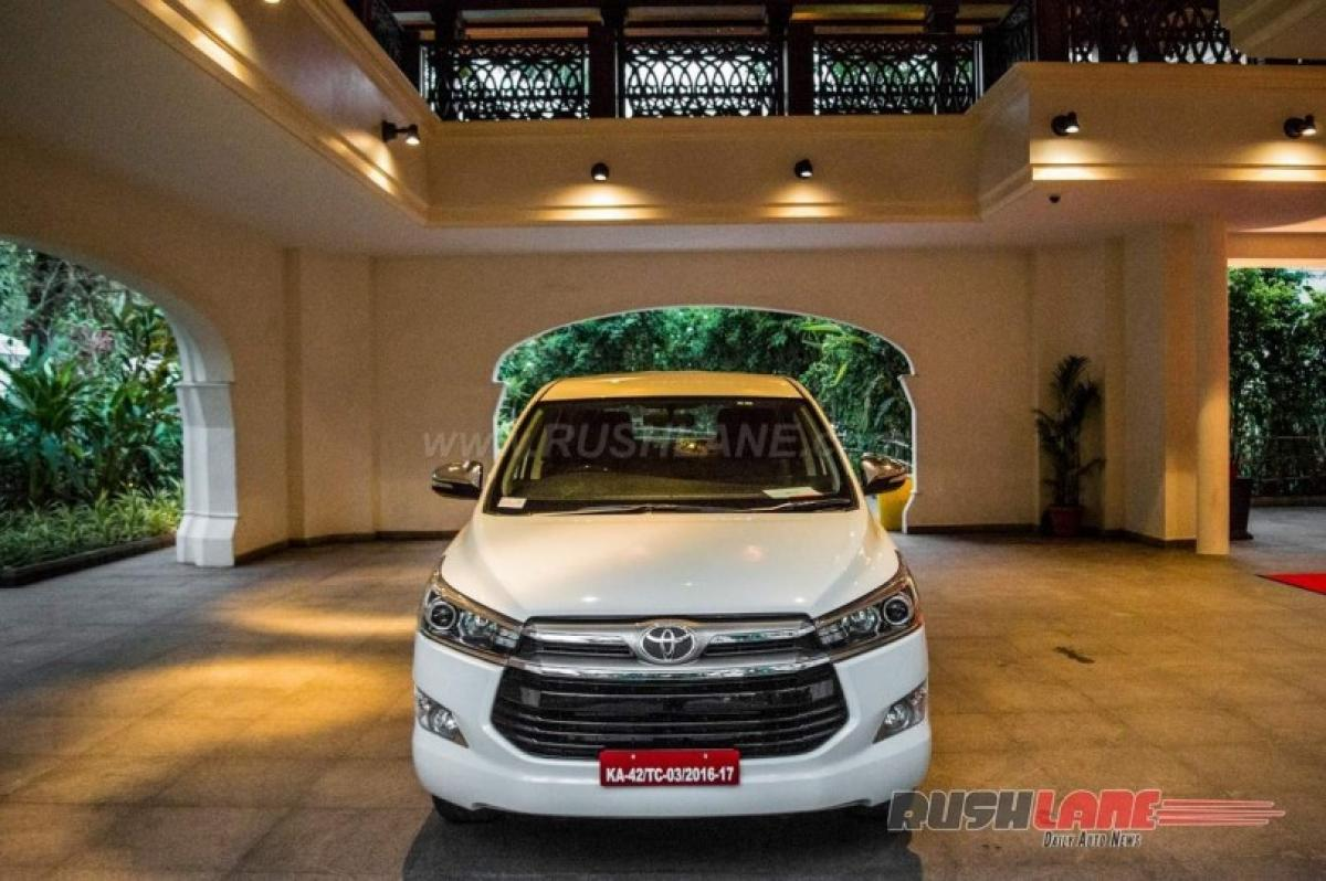Why Toyota Innova Crysta is the hottest selling car in India right now!