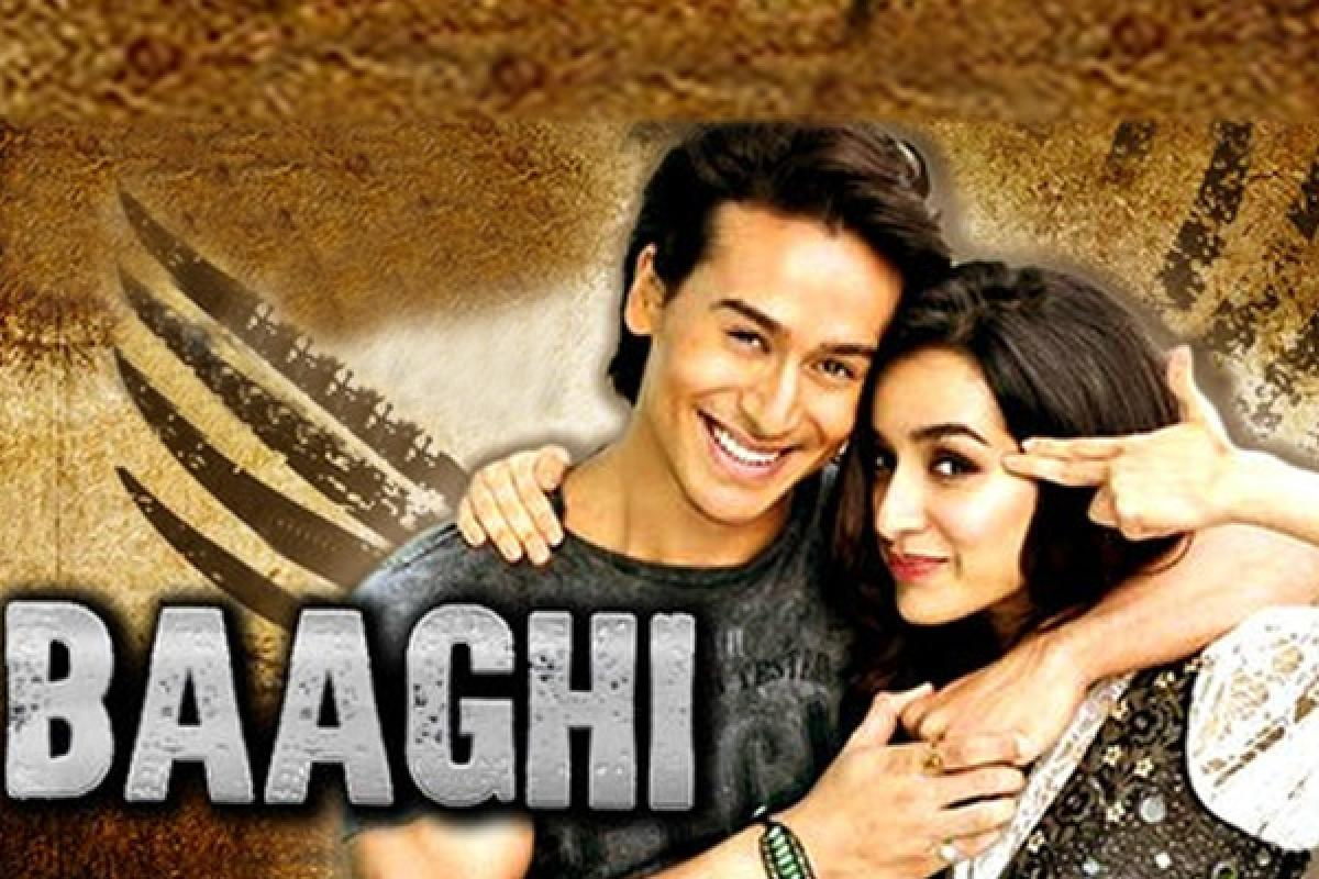 Baaghi is a film in a tearing hurry