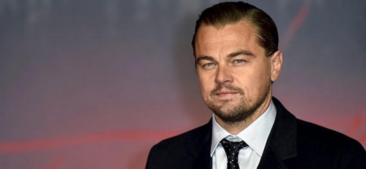 Leonardo DiCaprio criticises Trumps withdrawal from Paris agreement