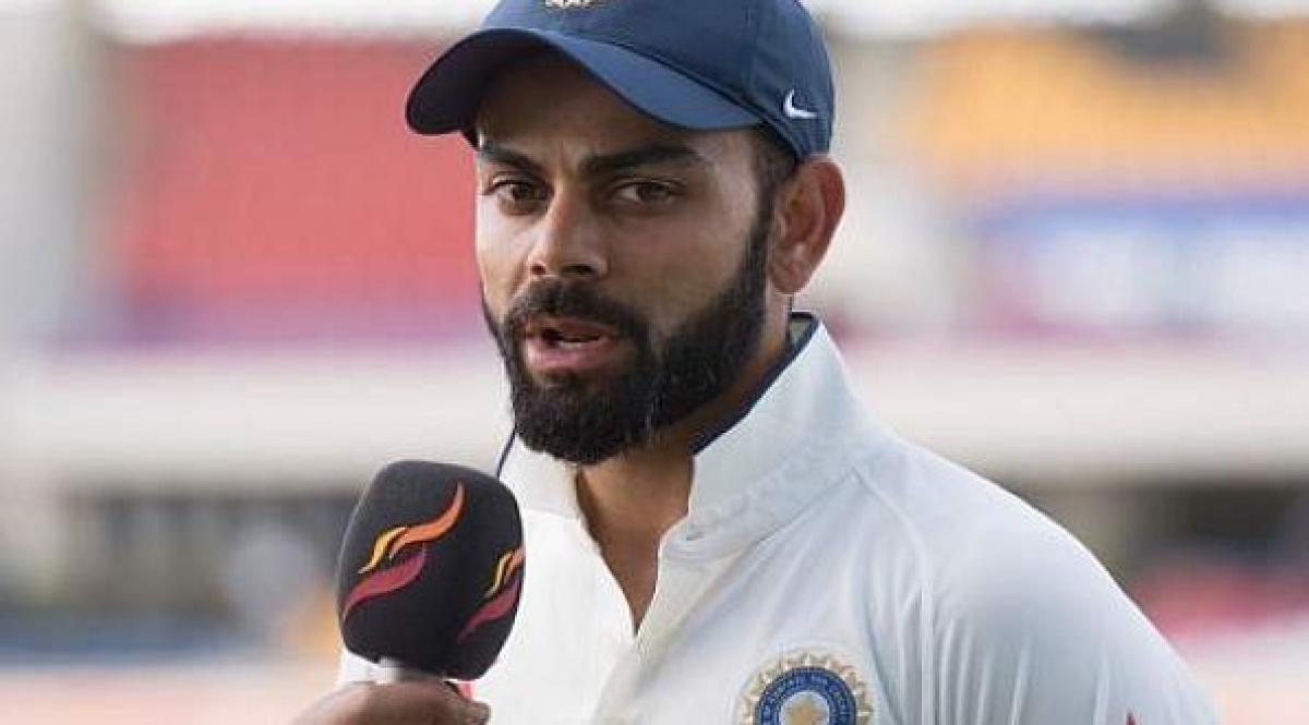 Ind vs WI: Kohli urges batsmen to take more responsibility