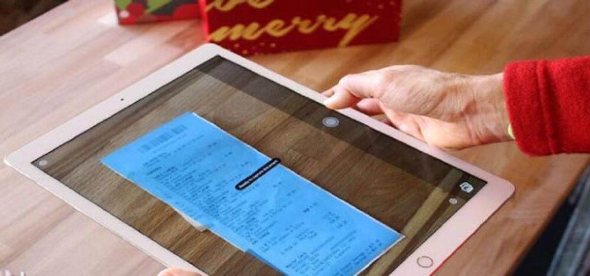 Free mobile scanning arrives on Adobe Acrobat Reader