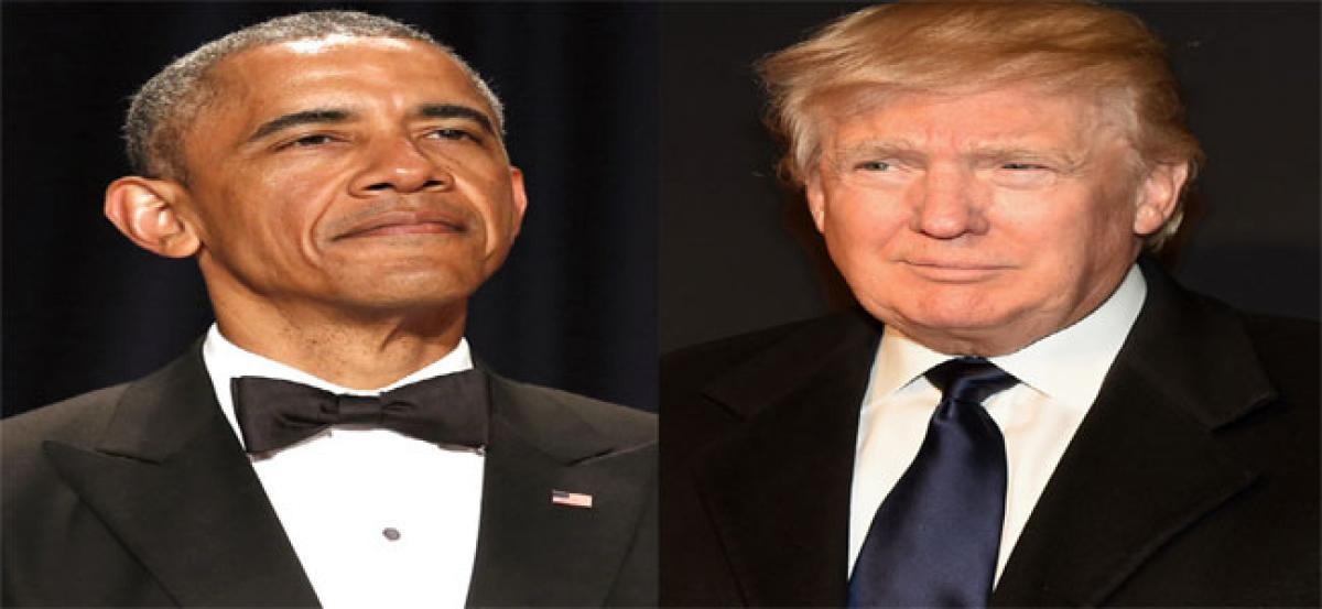 """Obama about Trump: """"I continue to believe Mr Trump will not be president """""""