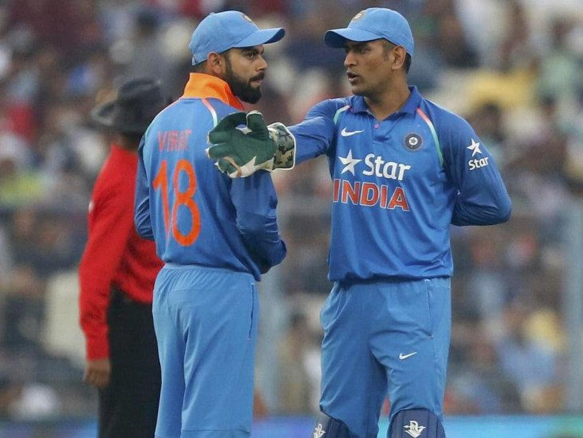 Kohli: Dhonis inputs have benefited my captaincy in limited-overs format