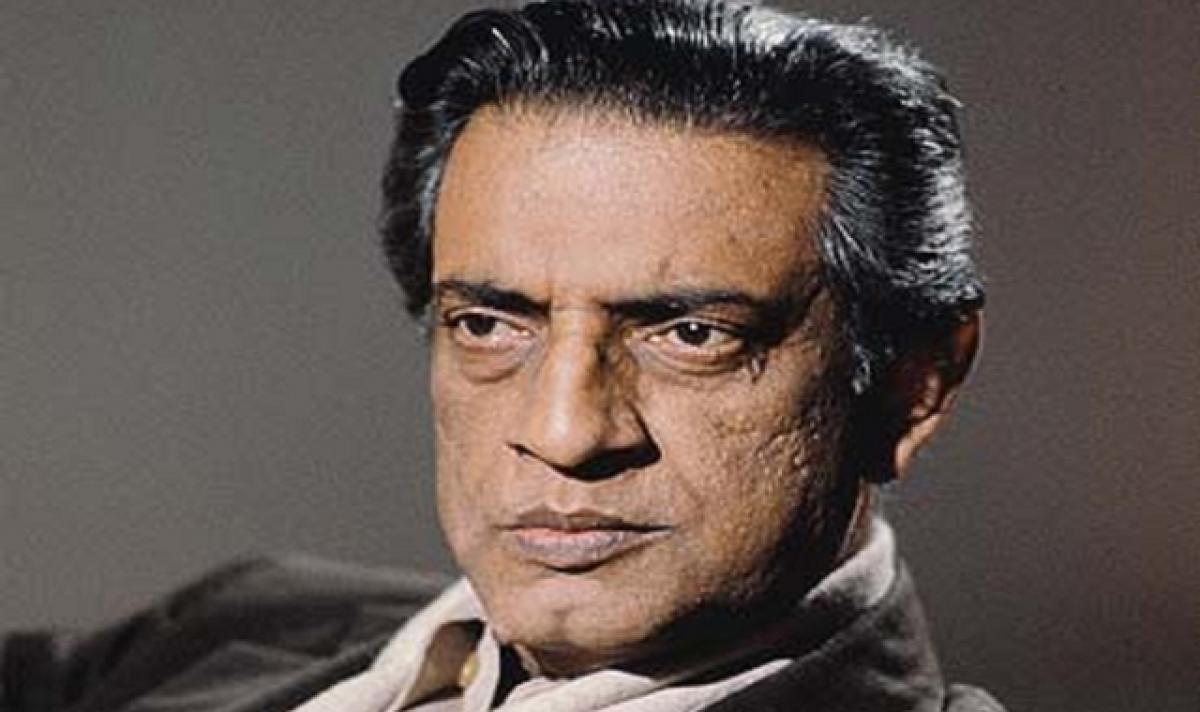 Big birthday centenary fete for Satyajit Ray