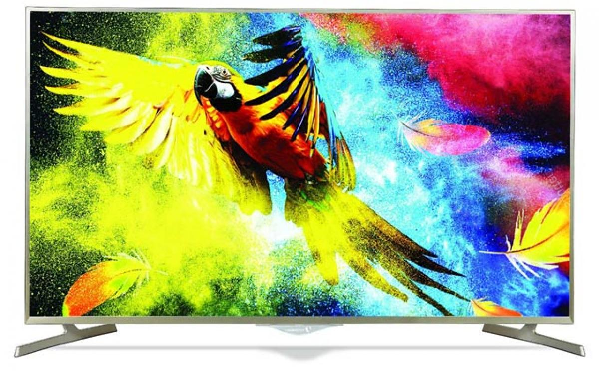 Videocon unveils new Crystal 4K UHD TV series