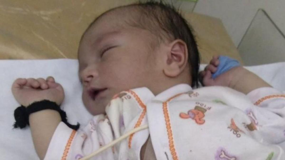 Newborn with heart ailment to be treated at AIIMS after Sushma offers help