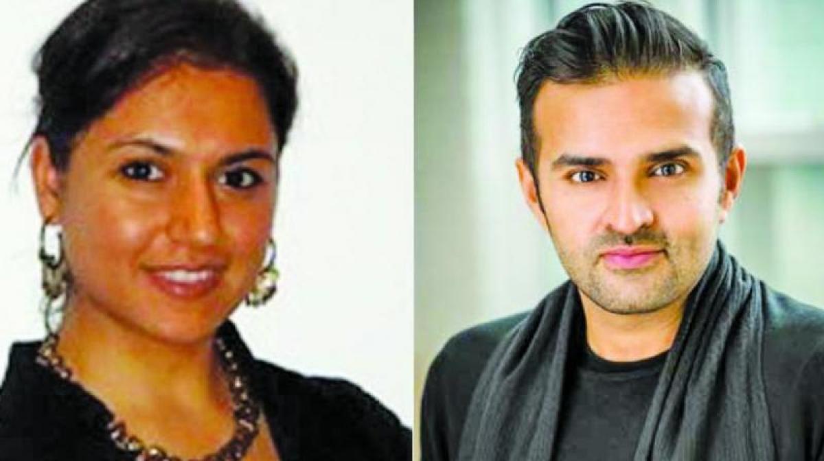 Indian-origin couple fight on space ticket in divorce battle