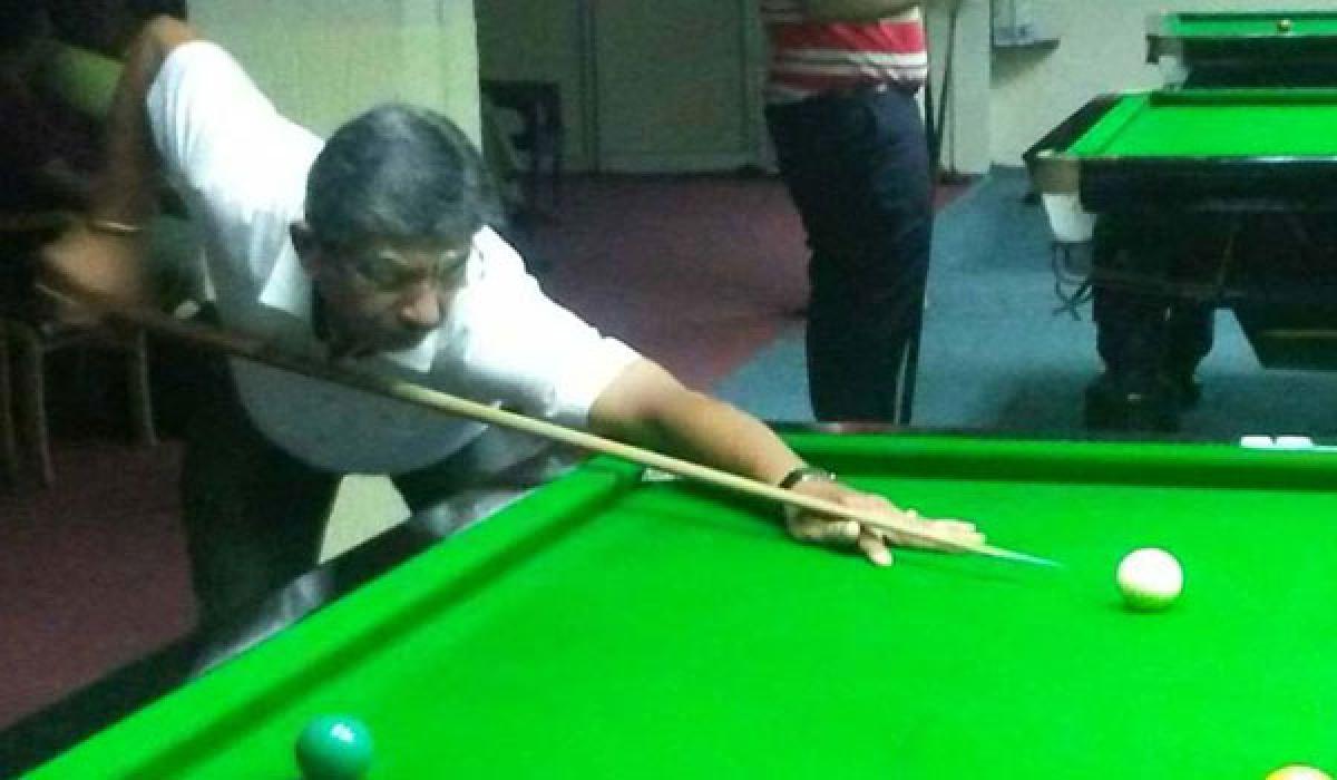 Dheeraj Raj holds sway