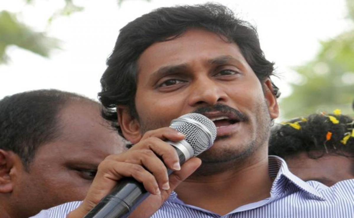 YS Jagan takes on AP govt for negligence over crop losses