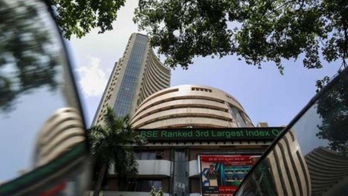 Sensex surges 323 points in early trade