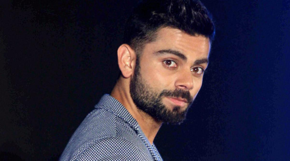 Virat Kohlis advice to athletes: If you can believe, you can achieve anything