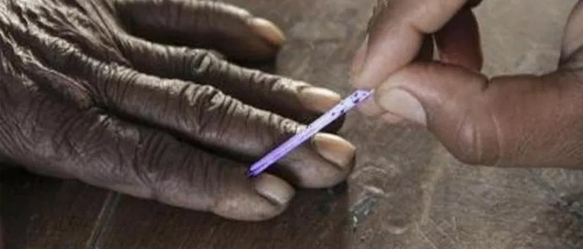 Third phase of J&K municipal polls underway