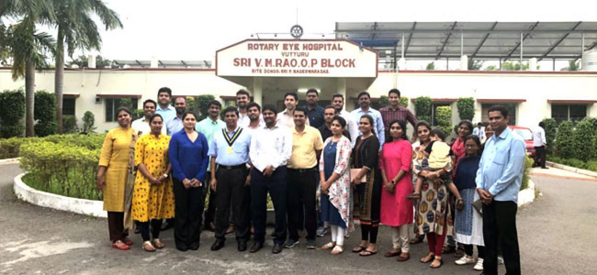 CII hails KCP Sugars CSR activities